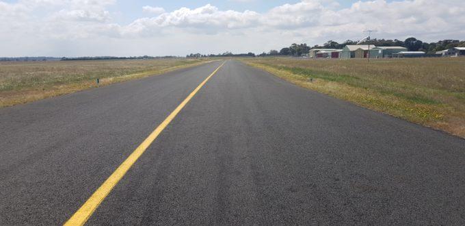 West Sale Airport Runway Extension & Pavement Reconstruction